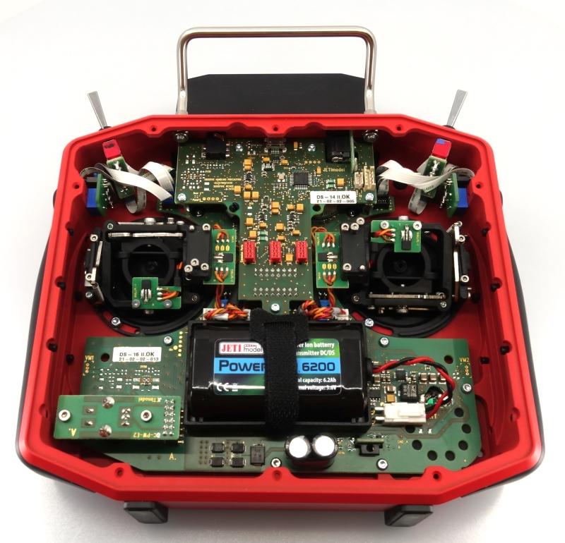 DS-14 II Inside